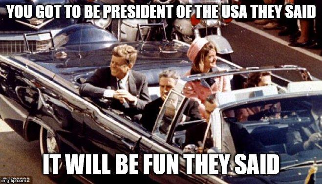 Image result for jfk assassination memes