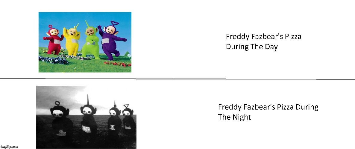 image tagged in five nights at freddys | made w/ Imgflip meme maker