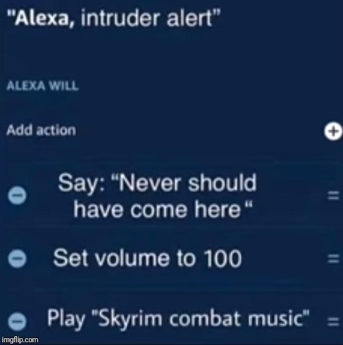 What a madlad | image tagged in skyrim | made w/ Imgflip meme maker