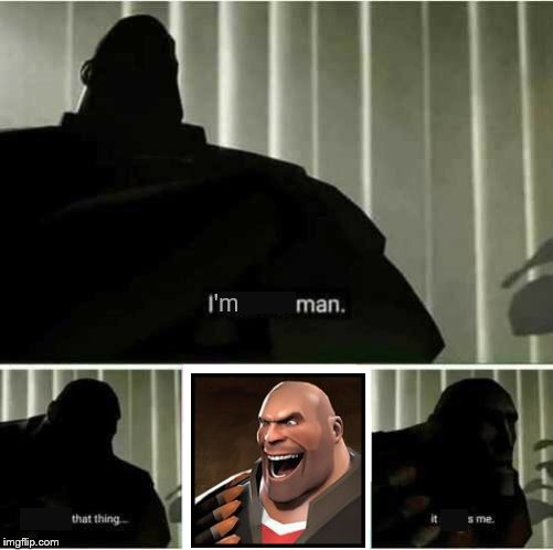 I fear no man |  'm | image tagged in i fear no man | made w/ Imgflip meme maker