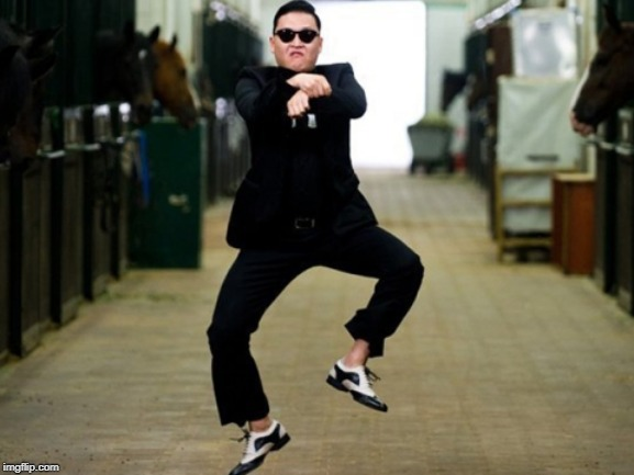 Psy Horse Dance Meme | image tagged in memes,psy horse dance | made w/ Imgflip meme maker