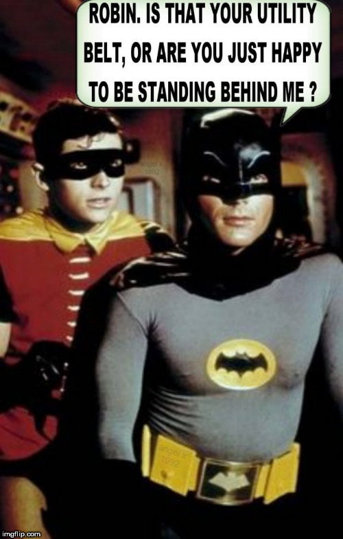 image tagged in batman,batman and robin,hump day,lgbtq,gay,happy hump day | made w/ Imgflip meme maker