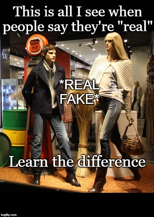 Real Fake | COVELL BELLAMY III | image tagged in real fake | made w/ Imgflip meme maker