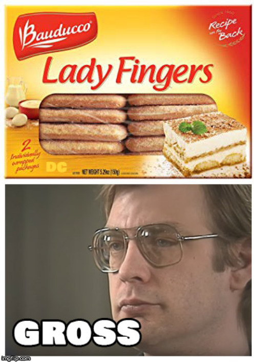 image tagged in jeffrey dahmer,food | made w/ Imgflip meme maker