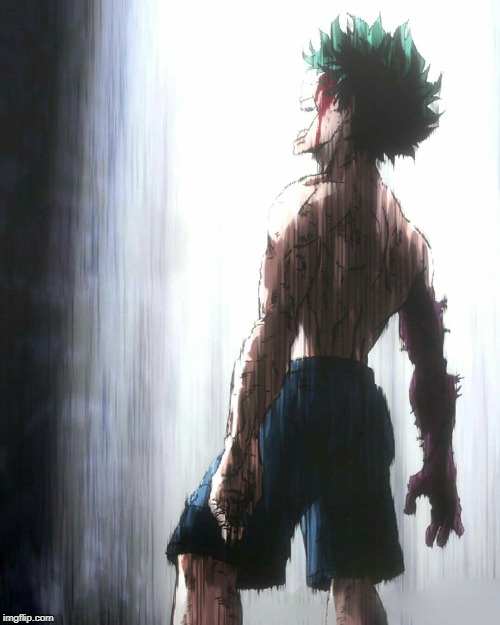 when you finish legs workout at the gym | image tagged in anime,gym,my hero academia | made w/ Imgflip meme maker