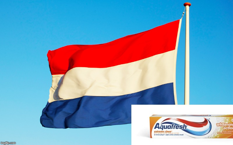 holland | image tagged in flag | made w/ Imgflip meme maker