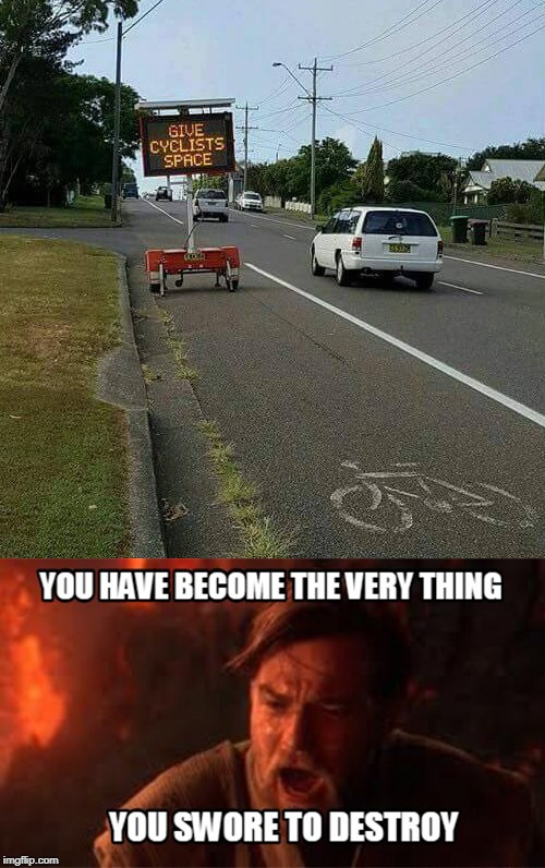I loved cycling as a kid! | image tagged in bicycle,cycling,government,big government,road rage,roads | made w/ Imgflip meme maker