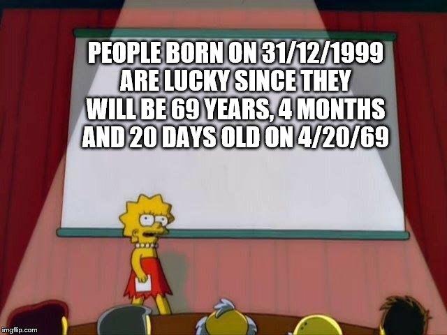 Lisa Simpson's Presentation - Imgflip