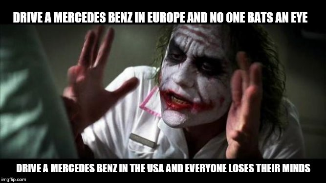 """luxury"" is just a matter of perspective 