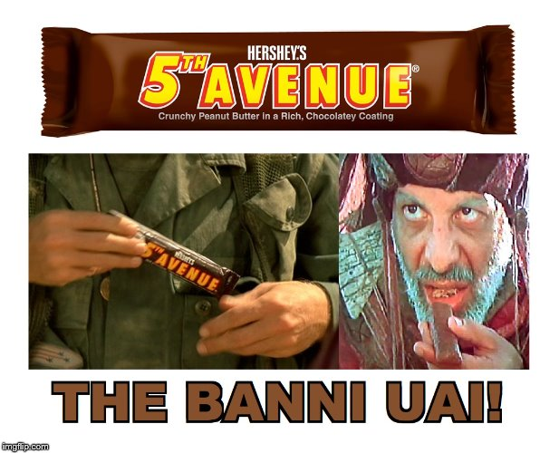 5th Avenue Banni Uai | image tagged in stargate | made w/ Imgflip meme maker