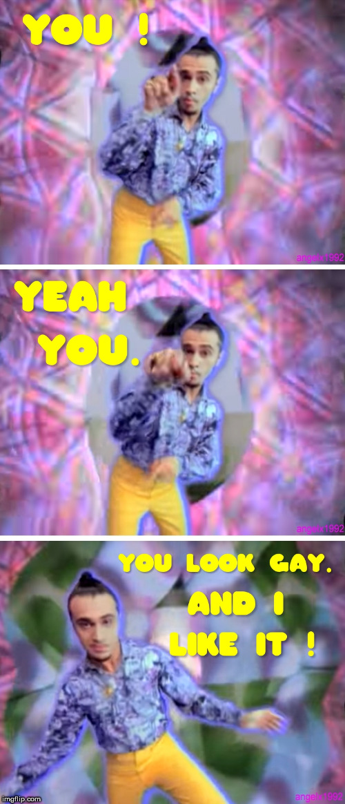 deee-lite | image tagged in random,90s,music video,lgbtq,gay,homosexual | made w/ Imgflip meme maker
