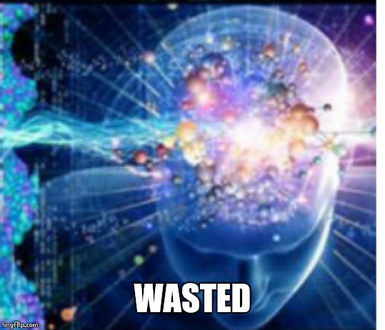 WASTED | made w/ Imgflip meme maker