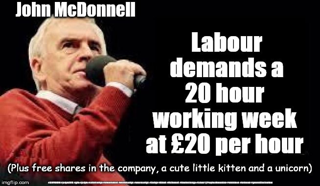 Politics Mcdonnell Corbyn S Labour Party Memes Gifs Imgflip