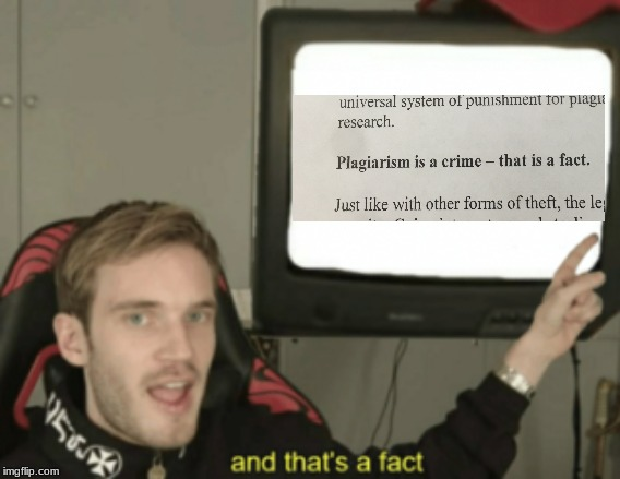 and that's a fact | image tagged in and that's a fact | made w/ Imgflip meme maker