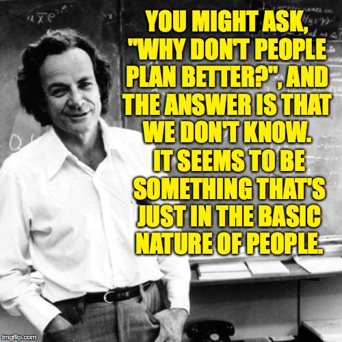 """I agree with Dr. Einstein."" 