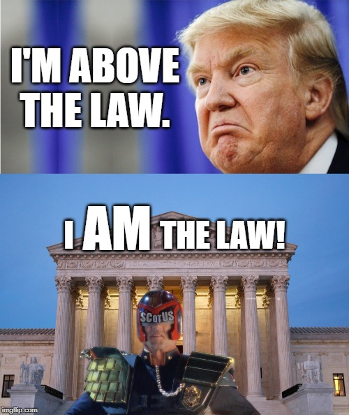 """Guilt and innocence...is a matter of timing."" 