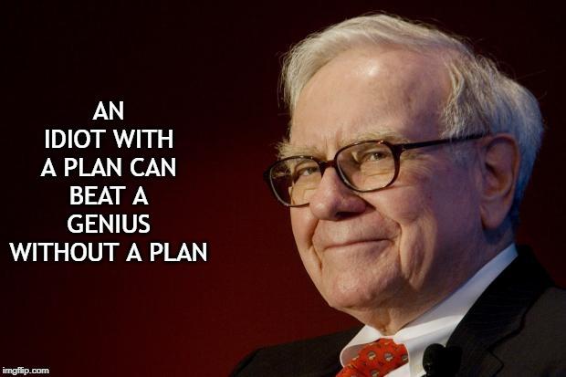 Geld investieren nach Warren Buffet: Keine schlechte Idee