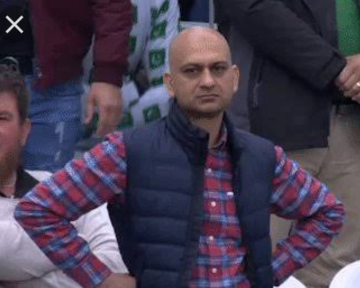 Pakistani bald man Blank Template - Imgflip