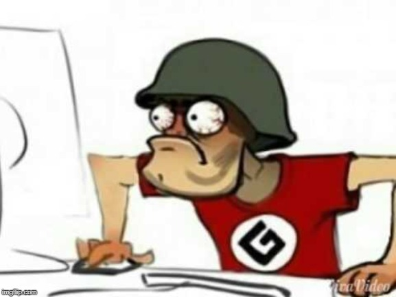 Grammer Nazi | image tagged in grammer nazi | made w/ Imgflip meme maker