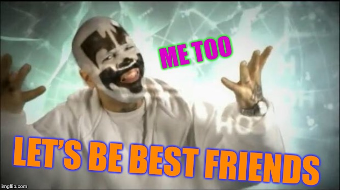magnets | ME TOO LET'S BE BEST FRIENDS | image tagged in magnets | made w/ Imgflip meme maker