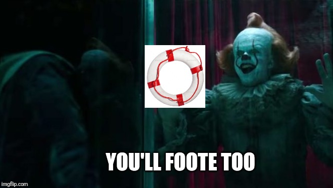 Pennywise It Chapter 2 Memes Gifs Imgflip