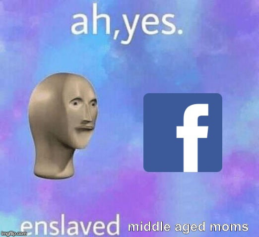 Ah Yes enslaved | middle aged moms | image tagged in ah yes enslaved | made w/ Imgflip meme maker