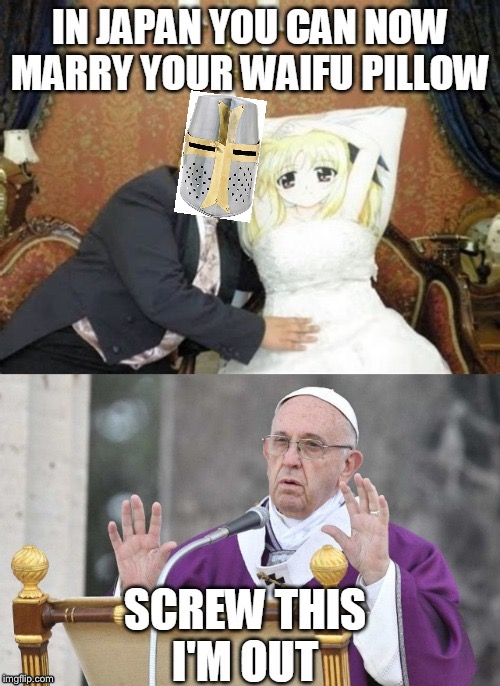 image tagged in crusader,pope,meme | made w/ Imgflip meme maker