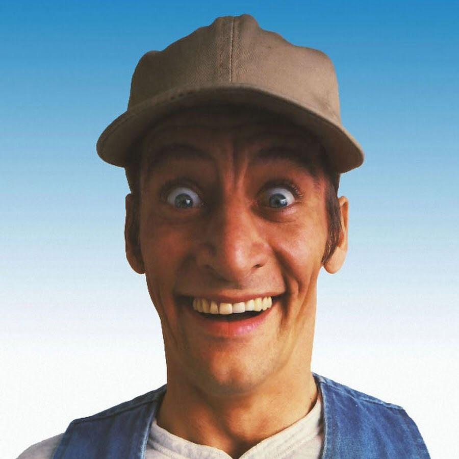 High Quality Ernest P Worrell smile Blank Meme Template