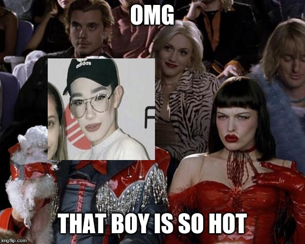 Mugatu So Hot Right Now Meme | OMG THAT BOY IS SO HOT | image tagged in memes,mugatu so hot right now | made w/ Imgflip meme maker
