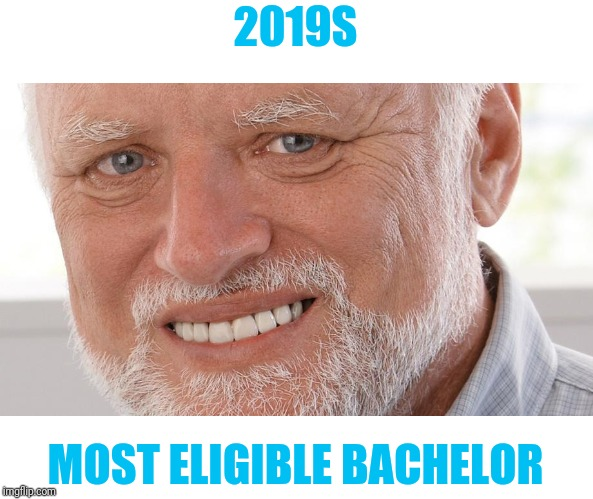 Harold's turning heads during 'Opposite Week a MrRedRobert77 event' | 2019S MOST ELIGIBLE BACHELOR | image tagged in opposite week,hide the eligibility,harold you beast | made w/ Imgflip meme maker