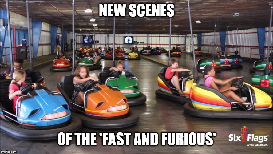 NEW SCENES OF THE 'FAST AND FURIOUS' | image tagged in fast and furious | made w/ Imgflip meme maker