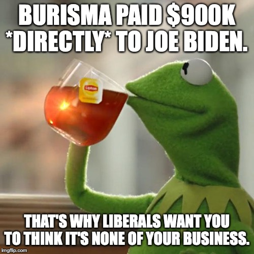 "Joe ""The Human Gaffe Machine"" Biden has a lot of 'splainin' to do. 