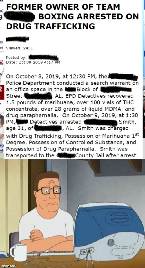 image tagged in hank hill computer | made w/ Imgflip meme maker
