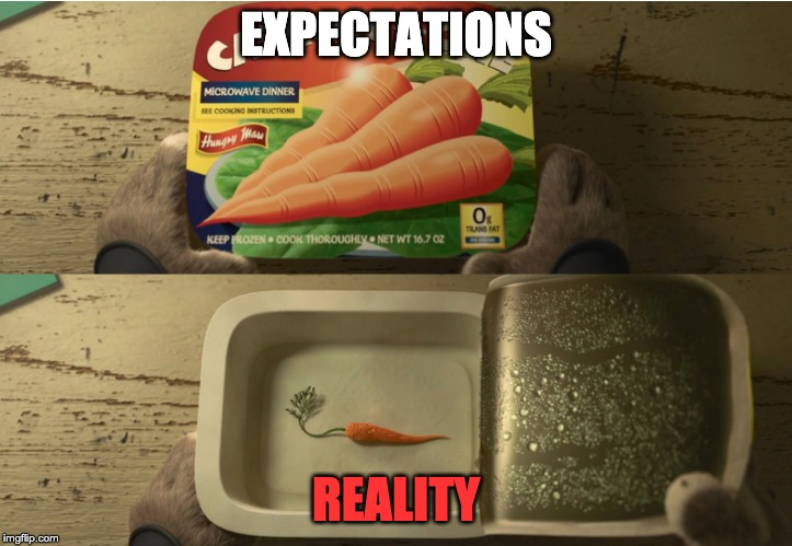 EXPECTATIONS REALITY | image tagged in memes | made w/ Imgflip meme maker