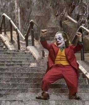 Mini Joker Blank Template Imgflip
