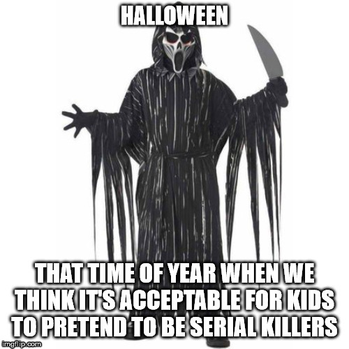 image tagged in halloween,kids | made w/ Imgflip meme maker