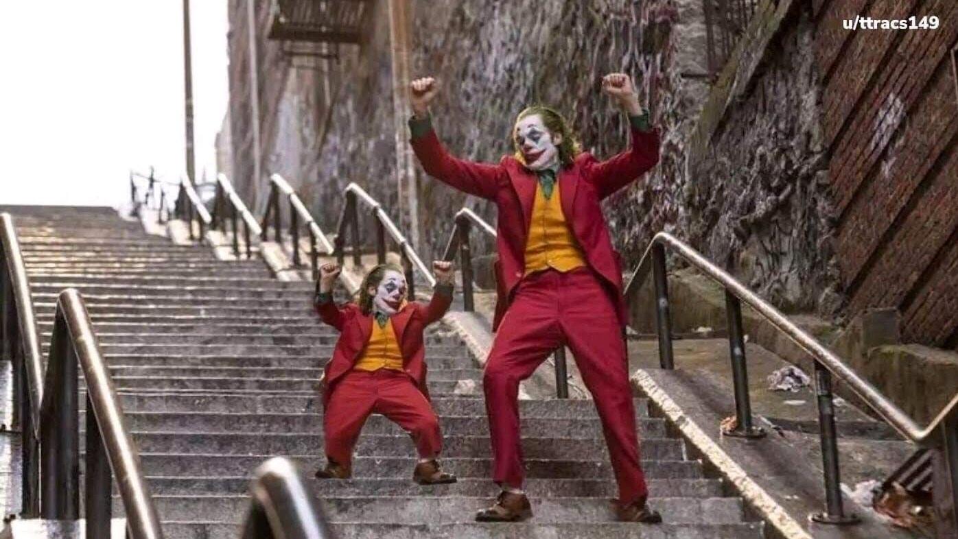 Joker And Mini Joker Blank Template Imgflip