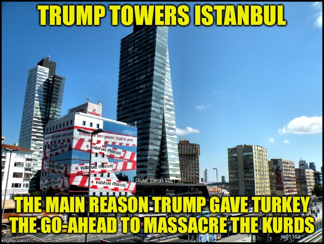 Image result for Trump Towers Istanbul