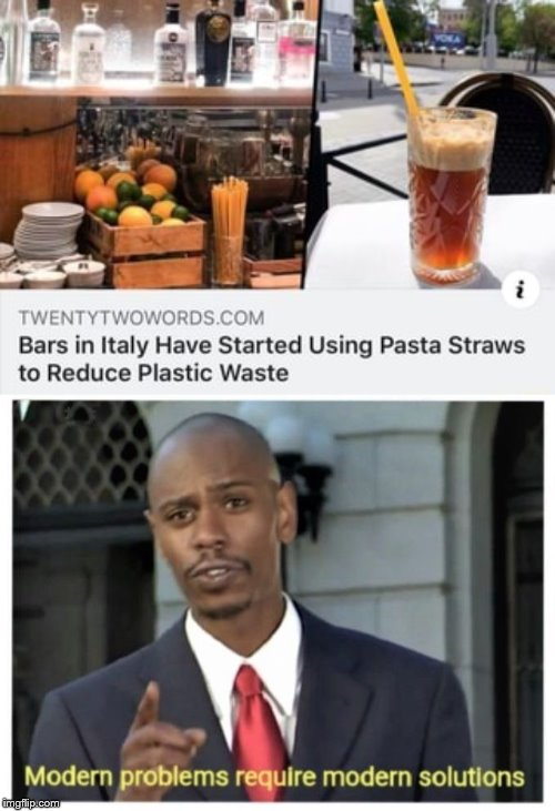 I like your thinking Italy. | image tagged in memes,funny,modern problems,pollution | made w/ Imgflip meme maker