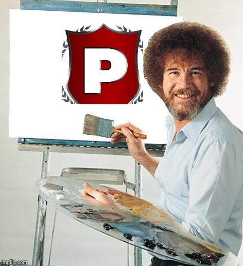 Bob Ross Troll | image tagged in bob ross troll | made w/ Imgflip meme maker