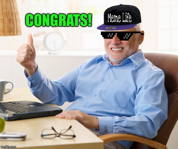 CONGRATS! | made w/ Imgflip meme maker