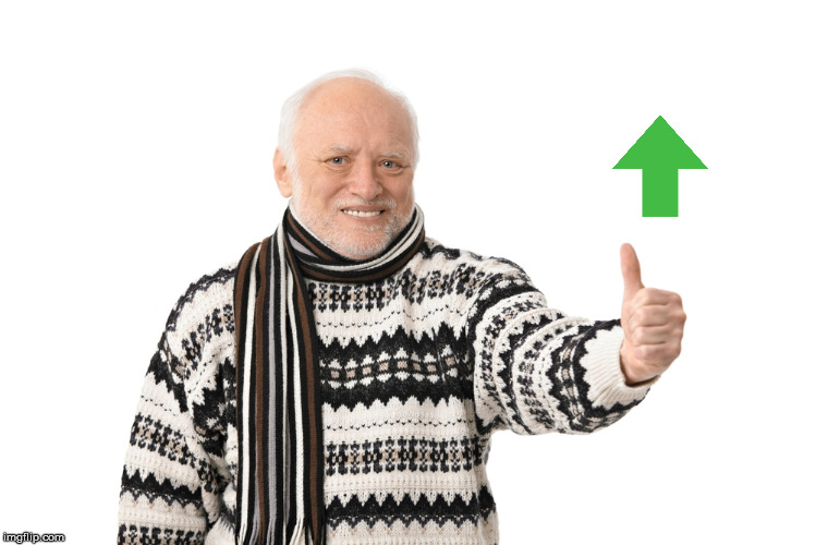 Harold Approves | image tagged in harold approves | made w/ Imgflip meme maker