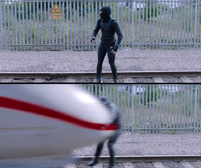 Hit By Train Blank Template Imgflip