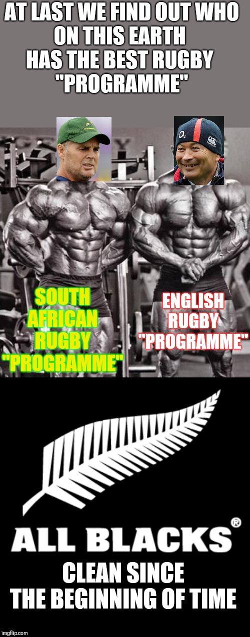 "England v South Africa Rugby ""Programmes"" 