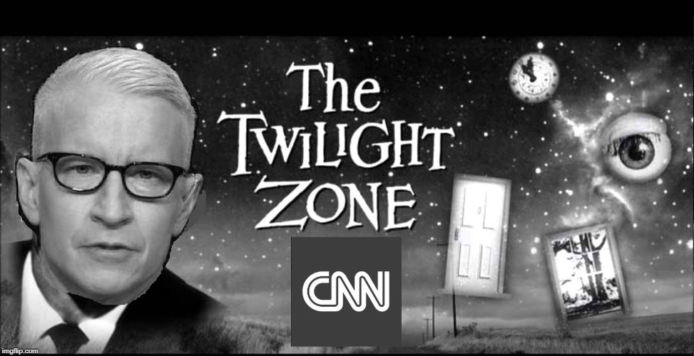 CNN NEWS | image tagged in cnn fake news,anderson cooper | made w/ Imgflip meme maker