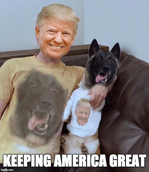 Keeping America Great Imgflip
