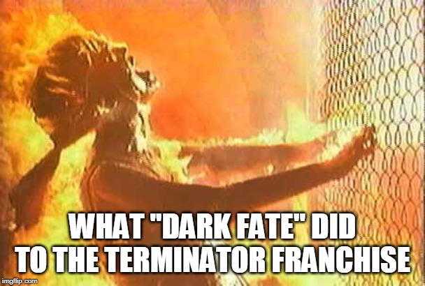 "Newest Get Woke, Go Broke case | WHAT ""DARK FATE"" DID TO THE TERMINATOR FRANCHISE 