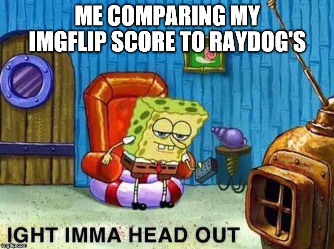 "Is this ""Raydog"" human? 