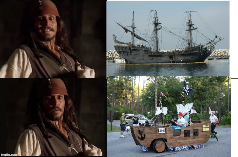 THE HELL AM I LOOKING AT? | image tagged in jack sparrow yes no,jack sparrow,pirate | made w/ Imgflip meme maker