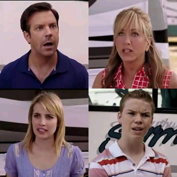 We are the millers Blank Template - Imgflip